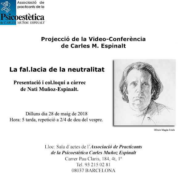 Video-Conferencia Carles M. Espinalt