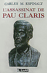 L´assassinat de Pau Claris